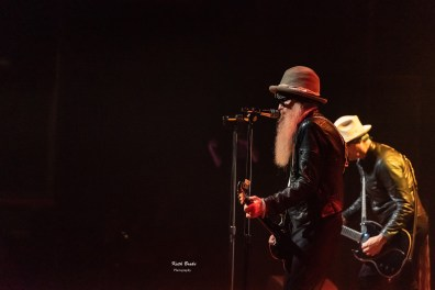 Billy Gibbons performing at The pageant in Saint Louis. Photo by Keith Brake photography.
