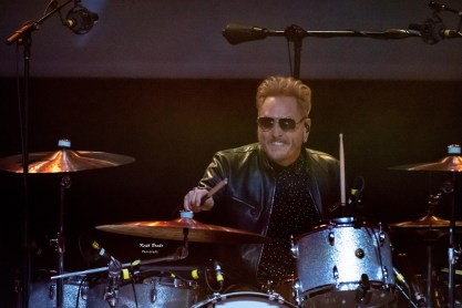 Matt Sorum performing at The pageant in Saint Louis. Photo by Keith Brake photography.