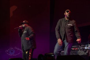 Big Boi opening up for Christina Aguilera Tuesday at Stifel Theatre in Saint Louis. Photo by Sean Derrick/Thyrd Eye Photography.