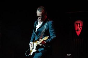 Joe Bonamassa performing at Stifel Theatre in Saint Louis Saturday. Photo by Keith Brake Photography.