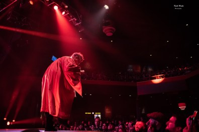 El Monstero at The Pageant. Photo by Keith Brake.