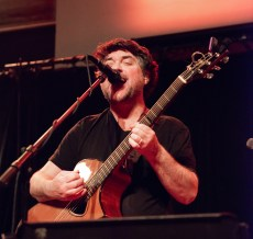 Keller Williams performing with The Hillbenders at the Old Rock House Saturday night. Photo by Valerie Helton.