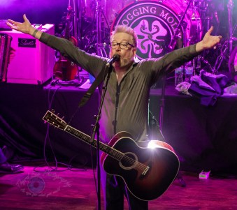 Flogging Molly performing at a sold out The Pageant in Saint Louis Sunday. Photo by Sean Derrick/Thyrd Eye Photography.