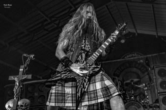 Zakk Wylde and Black Label Society. Photo by Keith Brake.