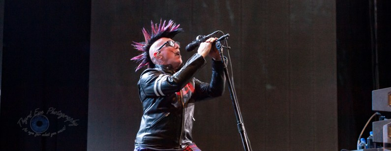 Tool performed at Enterprise Center in Saint Louis Monday. Photo by Sean Derrick/Thyrd Eye Photography.