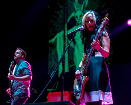All Souls opened for Tool at Enterprise Center in Saint Louis Monday. Photo by Sean Derrick/Thyrd Eye Photography.