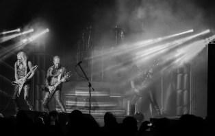 Judas Priest. Photo by Robert Shaw.