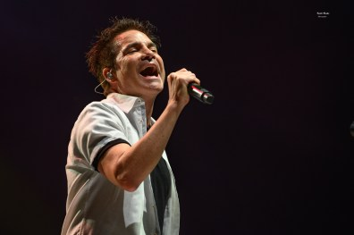Train at the Hollywood Casino Amphitheatre. Photo by Keith Brake.