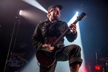 Silverstein performing at Pops Nightclub near Saint Louis, Thursday. Photo by Sean Derrick/Thyrd Eye Photography.