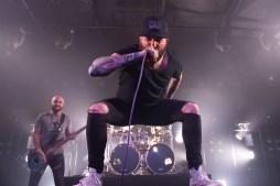 August Burns Red performing at Pops Nightclub near Saint Louis, Thursday. Photo by Sean Derrick/Thyrd Eye Photography.