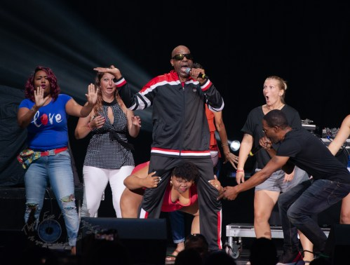 Tone Loc in concert at the Hollywood Casino Amphitheatre in Saint Louis Friday. Photo by Sean Derrick/Thyrd Eye Photography