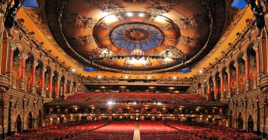 Postponed – All Events at the Fabulous Fox Theatre through April 30