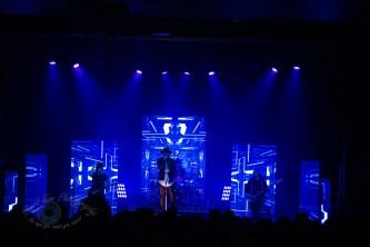 Greek Fire performing at Delmar Hall in Saint Louis. Photo by Sean Derrick/Thyrd Eye Photography.