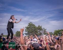 Greek Fire performing in St. Louis. Photo by Sean Derrick/Thyrd Eye Photography