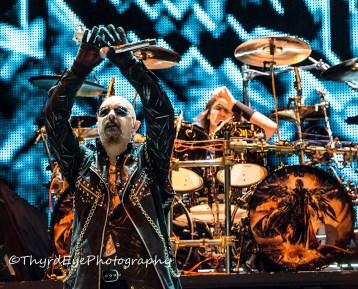 Judas Priest. Photo by Sean Derrick/Thyrd Eye Photography