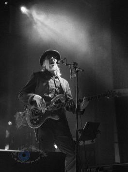 Les Claypool of Primus performing at Saint Louis Music Park Tuesday. Photo by Sean Derrick/Thyrd Eye Photography.