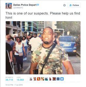 Mark Hughes Dallas PD Twitter