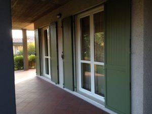 finestre pvc alluminio Modena