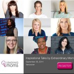 These Women Will Inspire You: Leading Moms 2014