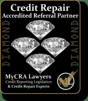 MyCRA Lawyers 4 Diamond Accredited Referrer