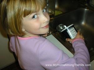 Making salt crystals