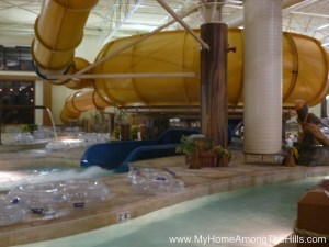 Great Wolf Lodge - Water Slide