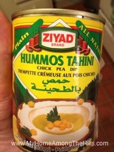 Awesome hummus