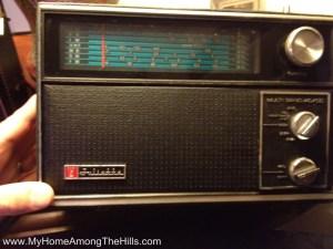 Juliette shortwave radio