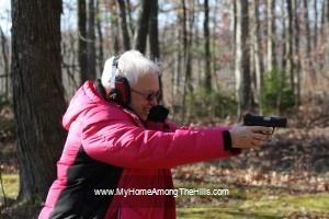 Granny Shooting