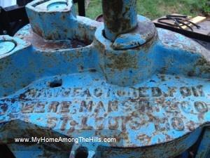 Kentucky Cane Mill by Deere Mansur