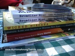 Some of Lorna Czarnota's books