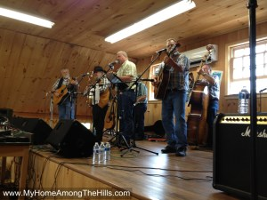 Ernie Bradley and the Grassy Ridge Band