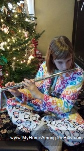 New flute
