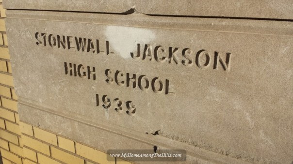 Stonewall Jackson High School, Charleston, WV