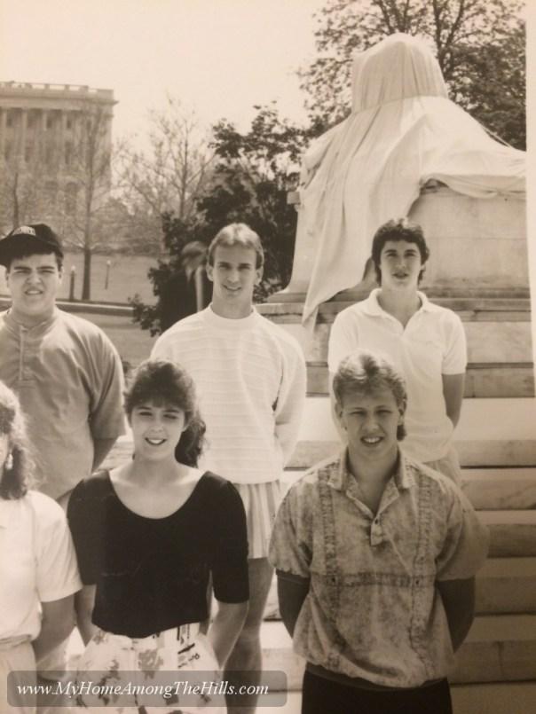 Senior trip to Washington DC