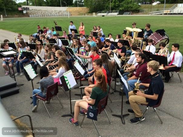 GWHS Band