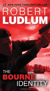 The Bourne Identity ~ Robert Ludlum