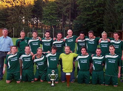 FC Donebach ist Gemeindepokalsieger