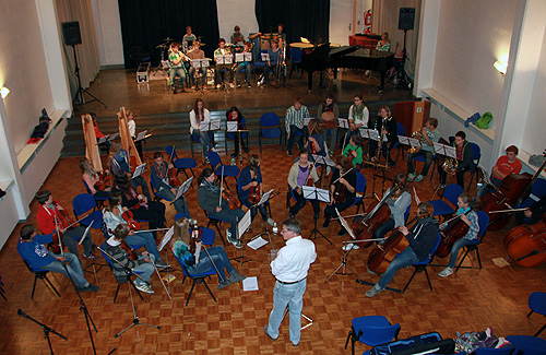 500 Ody Probe Orchester