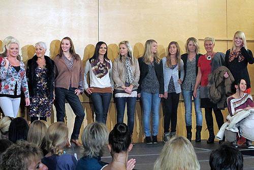 500Die Ladies Night in Mosbach