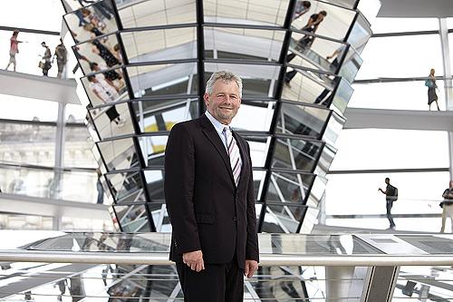 Alois Gerig will wieder in den Bundestag