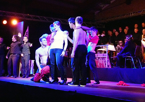 500 Odysseus Musical Finale in Altheim