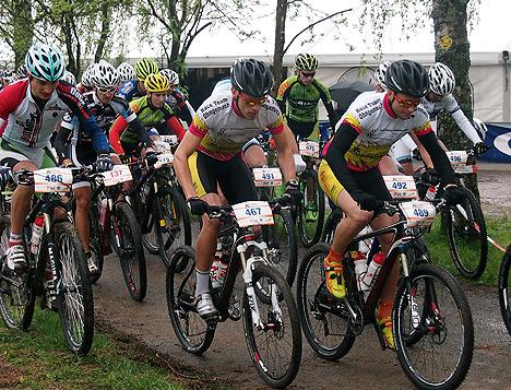 468 Start Bike Festival Langstrecke