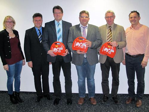 AED von der Blaschek Stiftung
