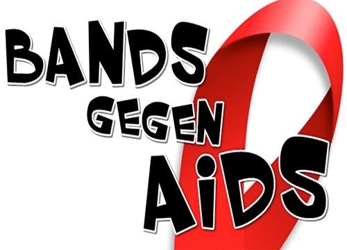 Bands gegen AIDS am APG