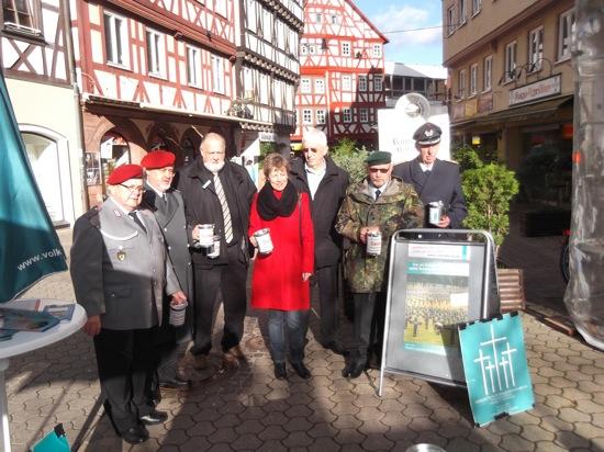 Binau Ort  Volksbund