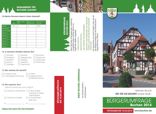 Flyer buergerumfrage