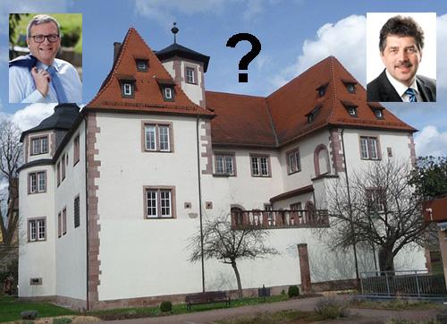 Rathaus Hardheim Buergermeisterwahl