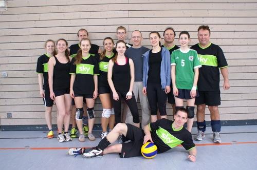 TV Volleyb Mannschaft