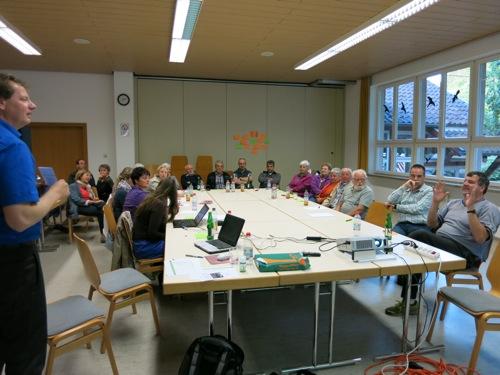 Buerger Workshop Moertelstein